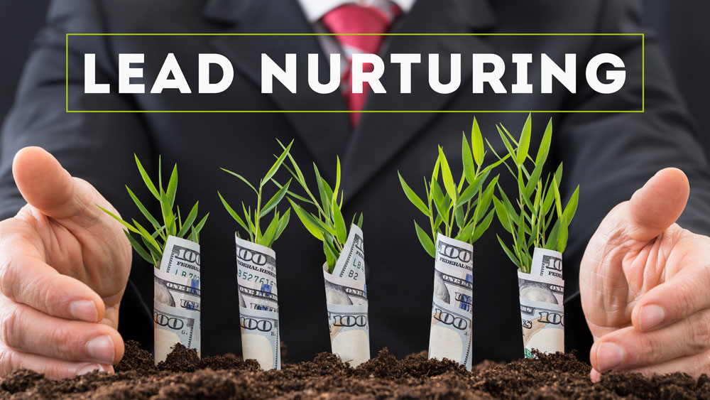 lead nurturing financial advisors